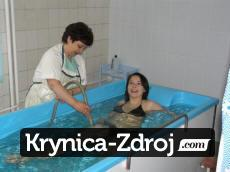 Sanatorium Nowe łazienki Mineralne Krynicazdrójcom